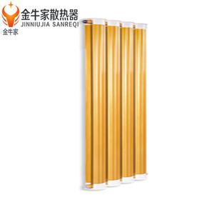 铜铝90-75罗马柱散热器